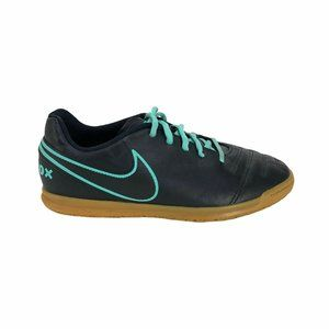 Nike Tiempo X Indoor Soccer Shoes Youth Size 5Y